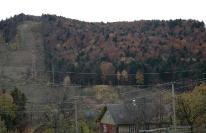 Вид на горнолыжную трассу, фото 2