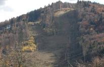 Вид на гірськолижну трасу, фото 1