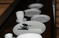 Посуда в коттедже, фото 1